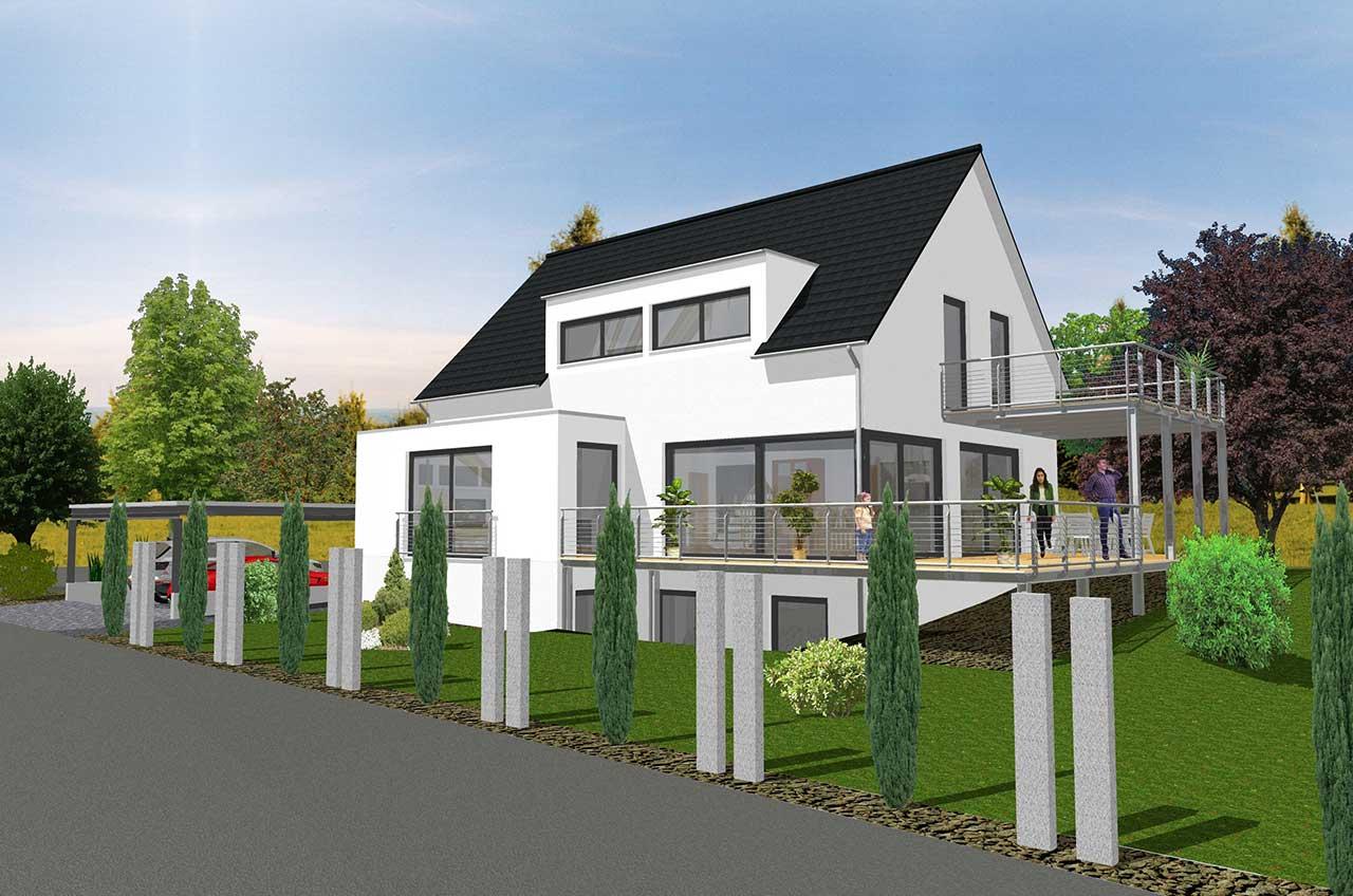 Haus Kornmayer - digabau GmbH